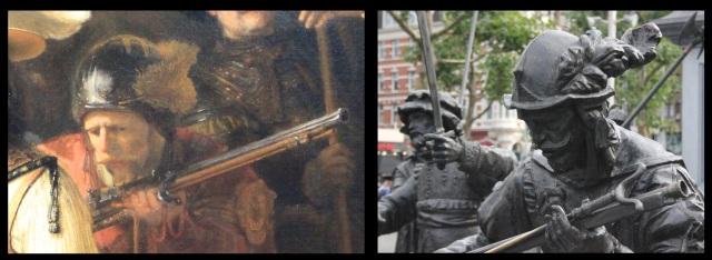 Rembrandtplein Compare #4