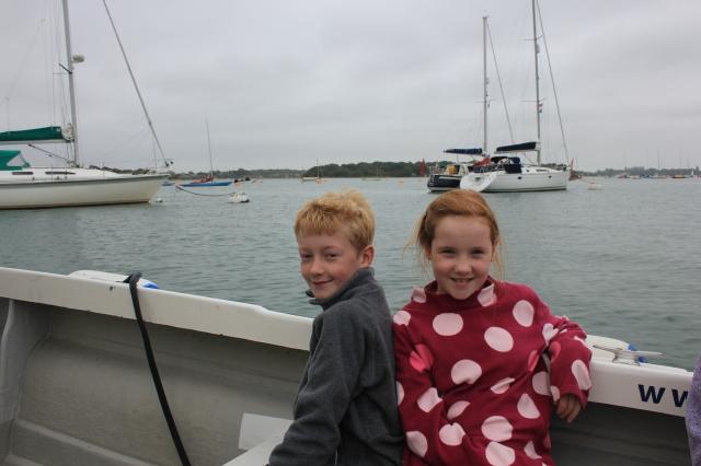 West Itchenor Ferry