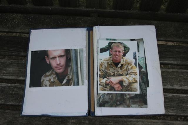 Sean Reeve Memorial Book