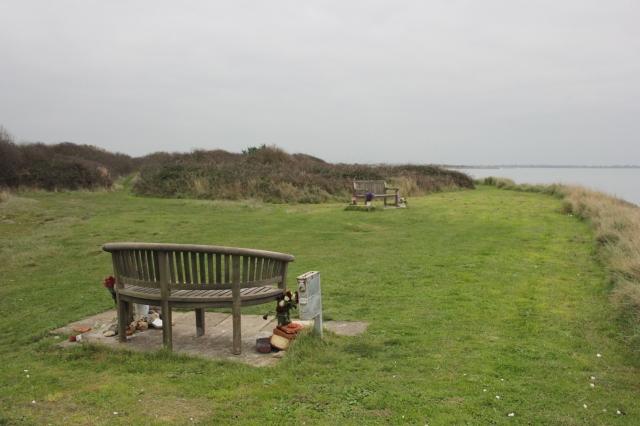 SAS Memorial Benches