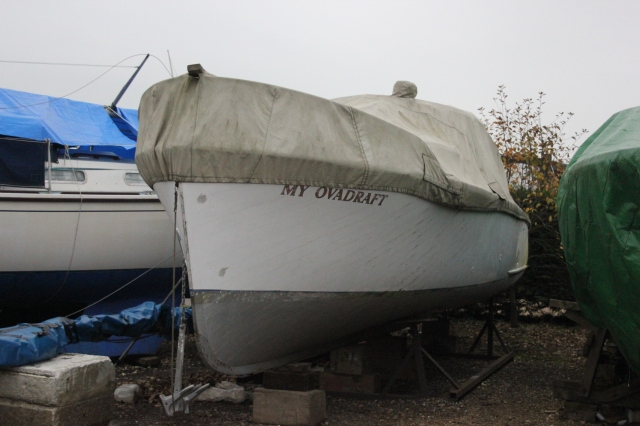 My Ovadraft, Emsworth Yacht Harbour