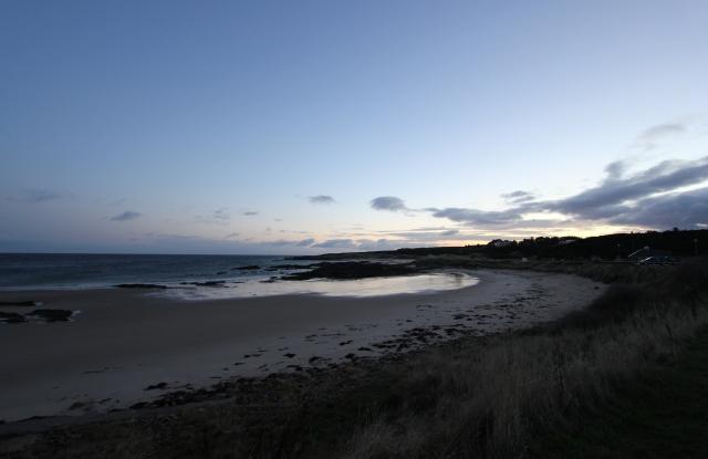 Hopeman Bay