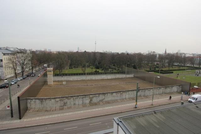 Berlin Wall Replica
