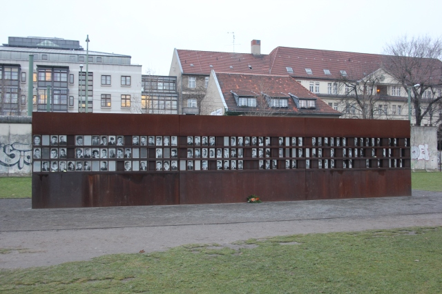 Memorial to the Victims of the Berlin Wall