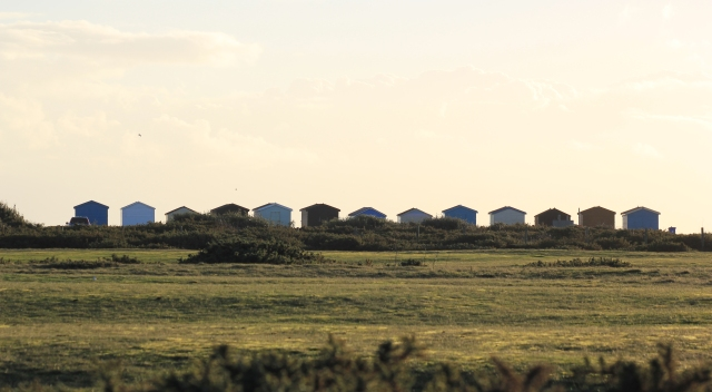 Hayling Island Beach Huts cropped