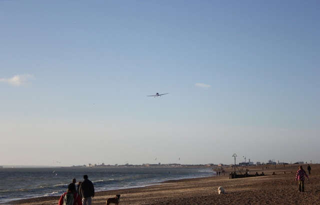 Hayling Island Aircraft