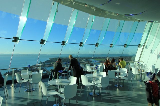 Spinnaker Tower Cafe