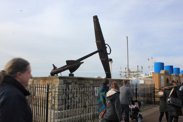 HMS Victory Achor