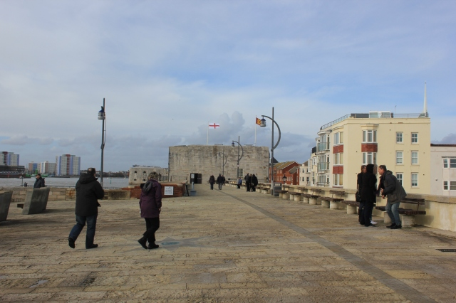 Square Tower, Old Portsmouth