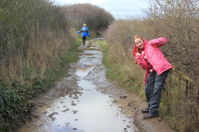 Muddy Puddle #6