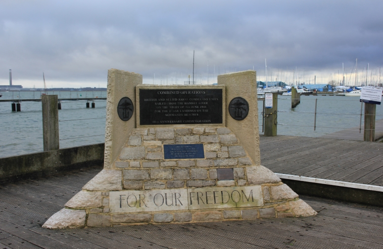 Warsash D-Day Memorial