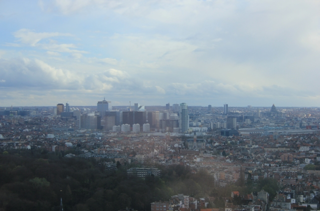 A View over Brussels