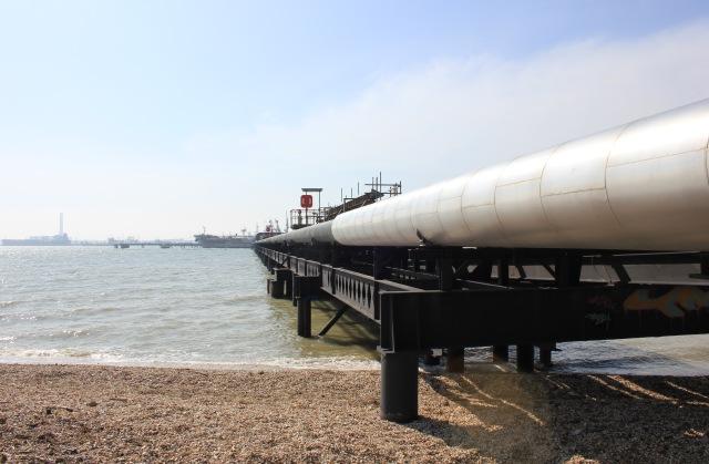 Oil Terminal Pier