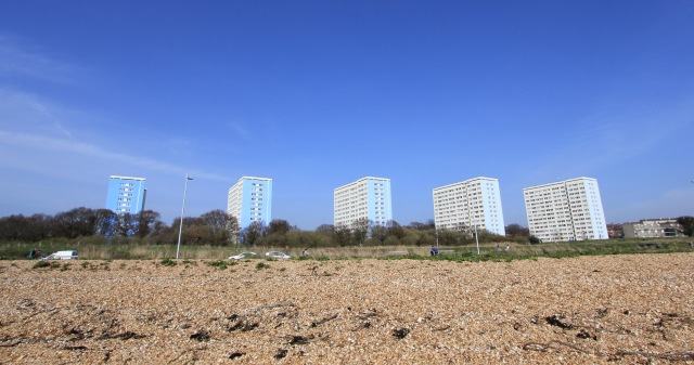 Weston Tower Blocks
