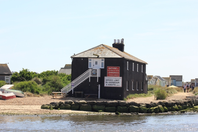 The Black House, Mudeford