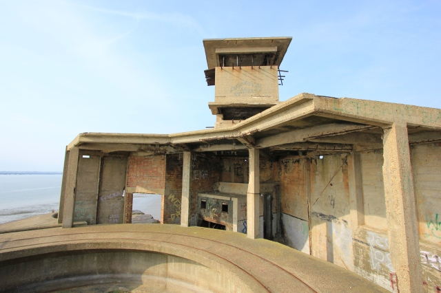 The Tower from the Gun Position