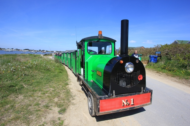 Mudeford Land Train