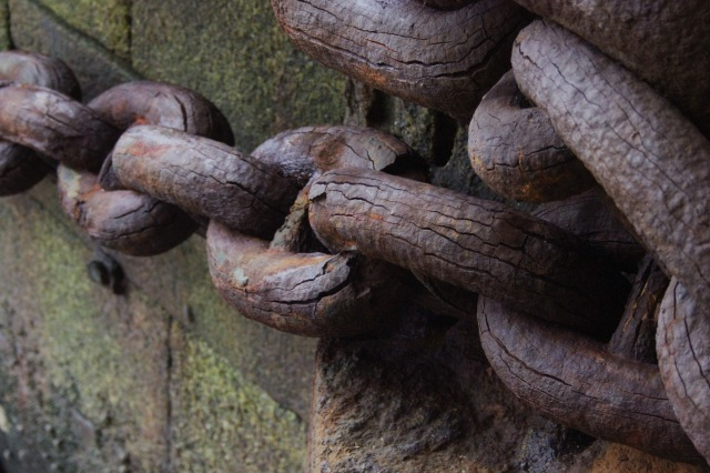 Chains Close Up