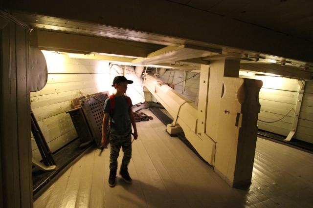 Inside The Fram