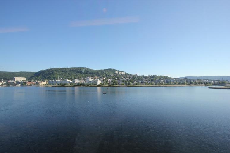 Leaving Oslo