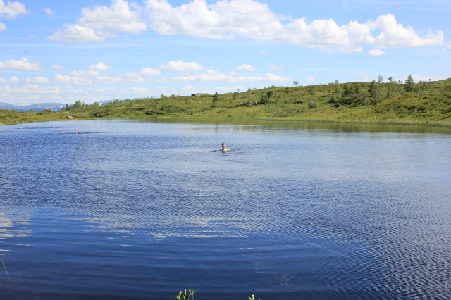 Lake Valbergstjørni
