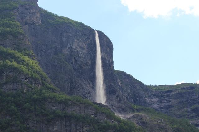 Gudvangen Waterfall