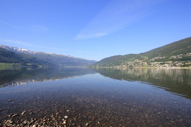 Lake Vangsvatnet