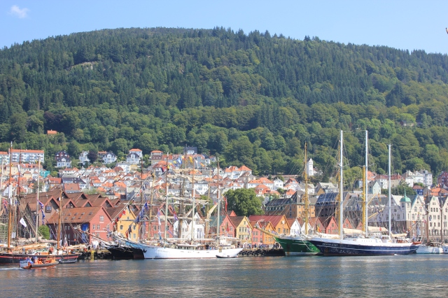 Tall Ships in Bergen