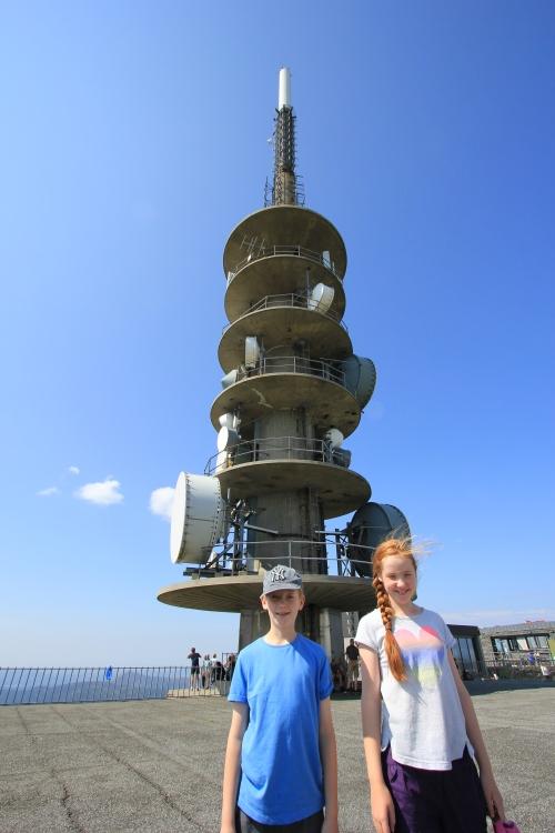 TV Tower, Ulriken