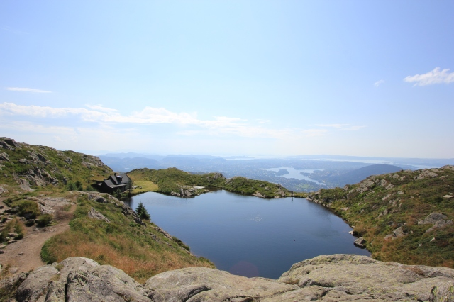 Mountain Lake, Mount Ulriken
