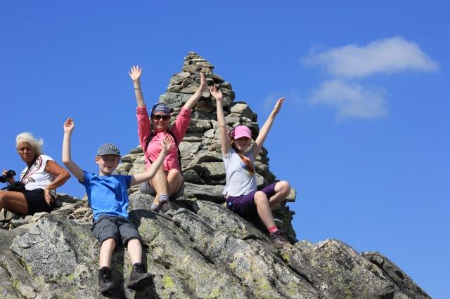 Mount Ulriken Summit