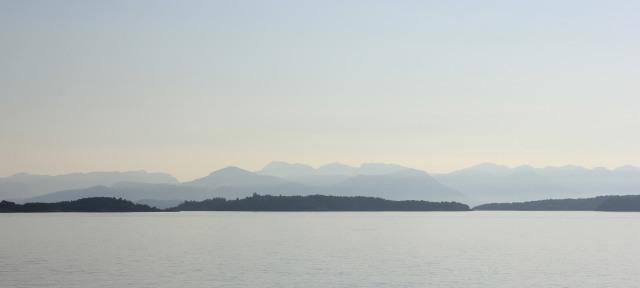 Stavanger Islands in the Morning