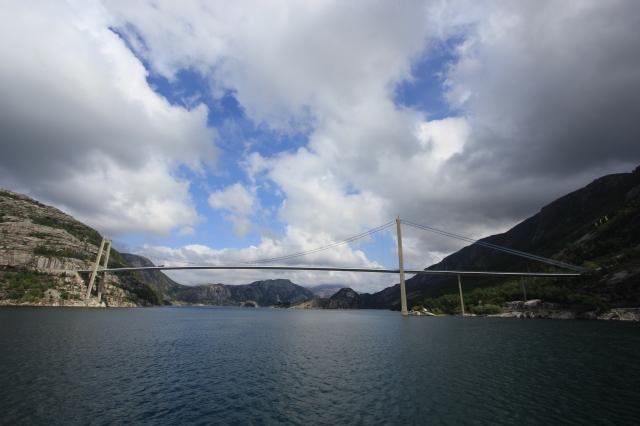 Lysefjord-Brücke