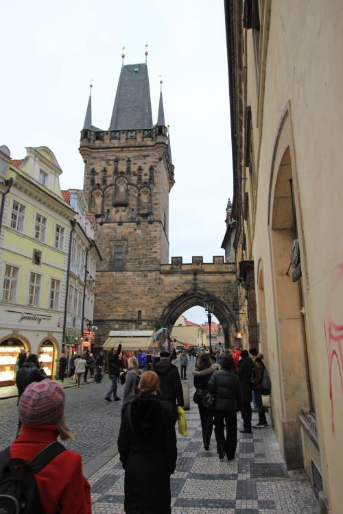 Lesser Town Bridge Tower