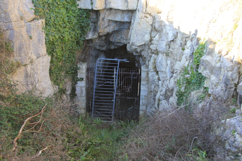 Tilly Whim Cave Entrance