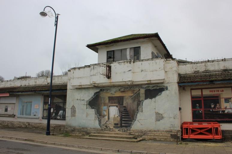 Swanage Pier Head Building