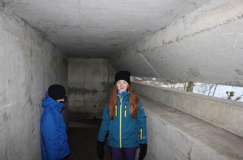 Fort Henry Observation Post