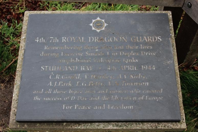 Operation Smash Memorial Plaque