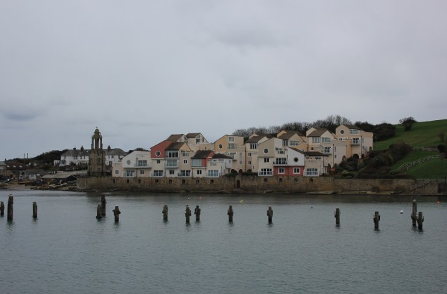 Swange Old Pier and Wellington Clock Tower