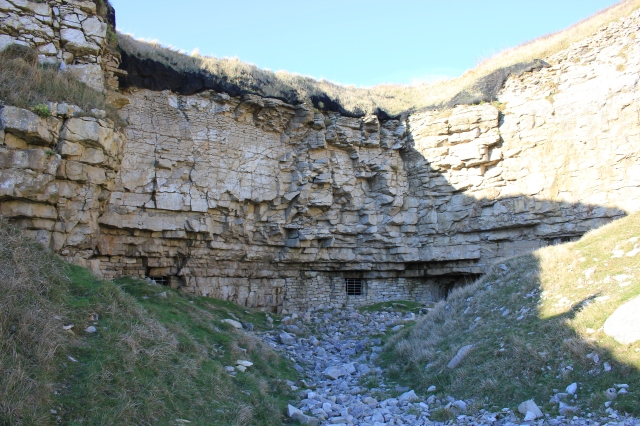 Quarry at Dancing Ledge
