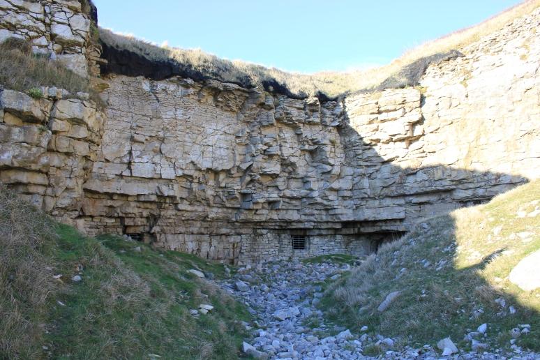 Quarry at Dancing Ledge