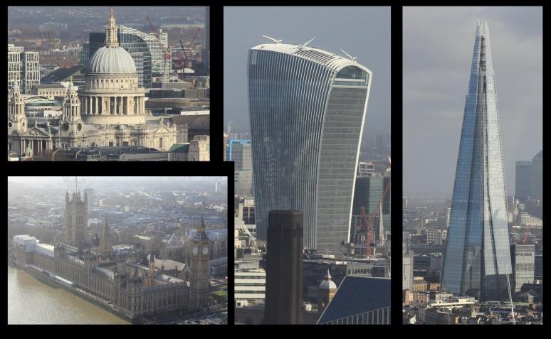 London Eye Montage