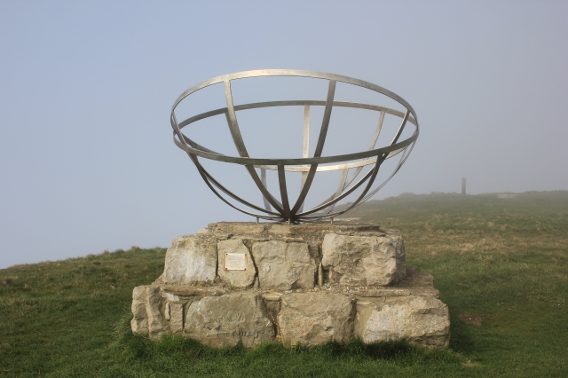 Radar Memorial at St Aldhelm's Head