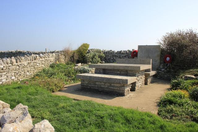 Royal Marines Association Memorial Garden