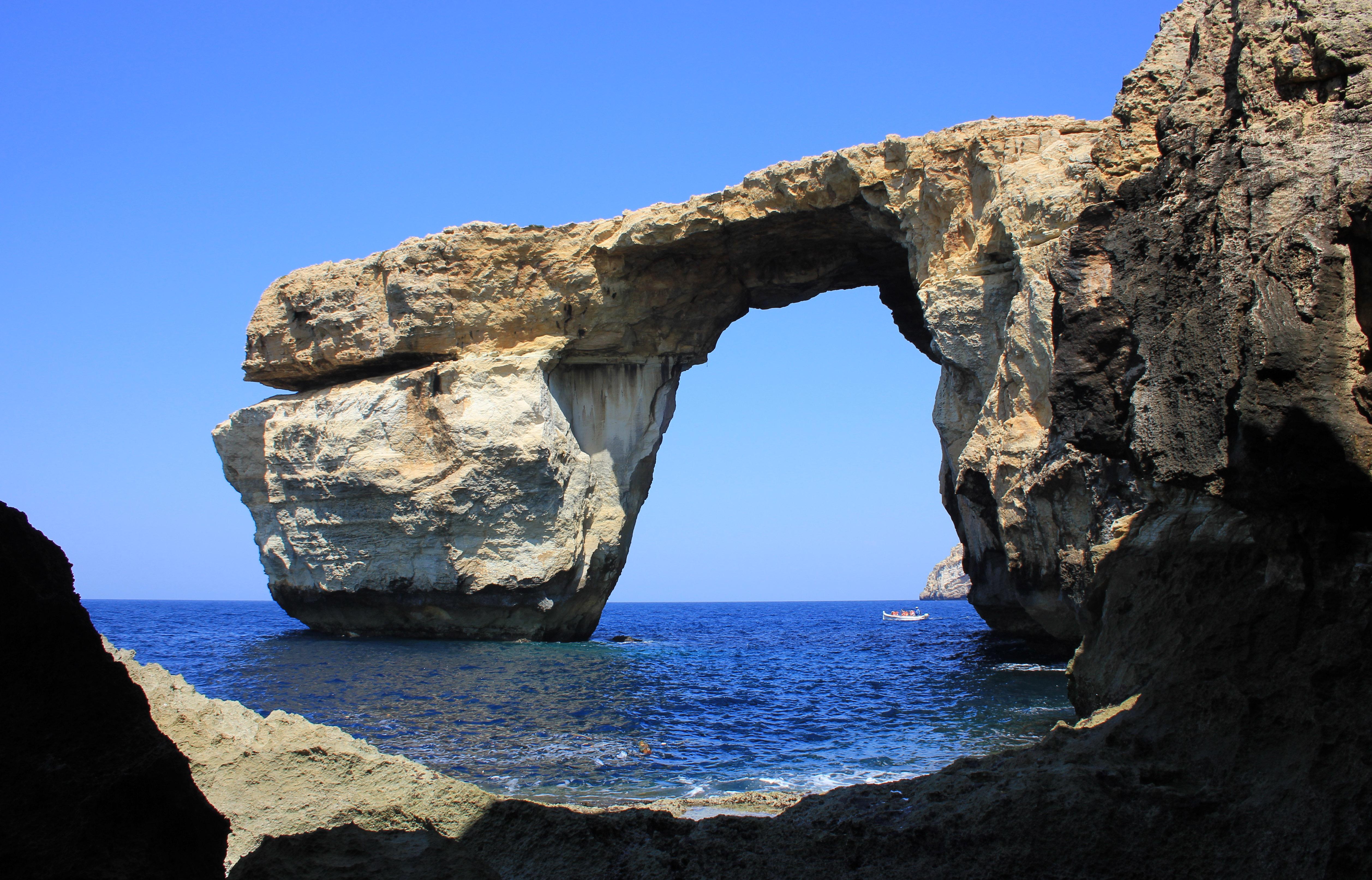 The Coastal Path In Malta The Coastal Path
