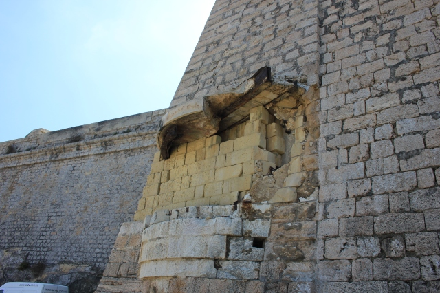 Fortification at Valletta