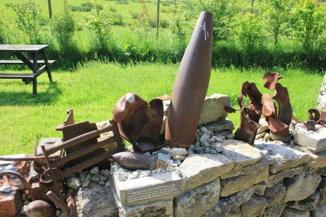 Tyneham Artillery Shells
