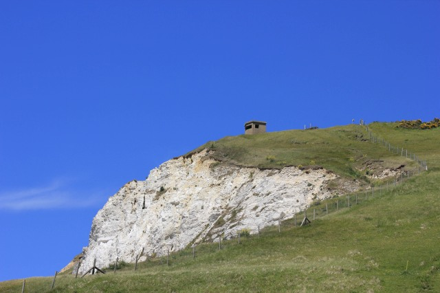 Cliffs above Worbarrow Bay