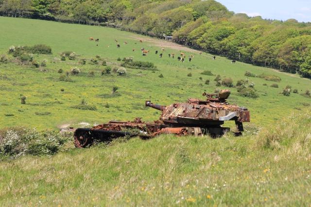 Lulworth Range Targets