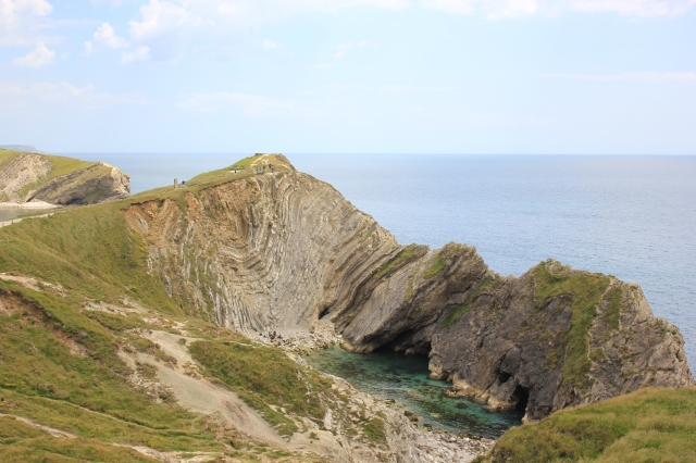 Stair Hole and the Lulworth Crumple